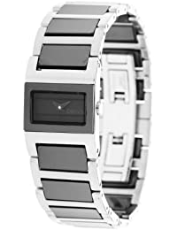 DKNY - Reloj de pulsera mujer, color plateado