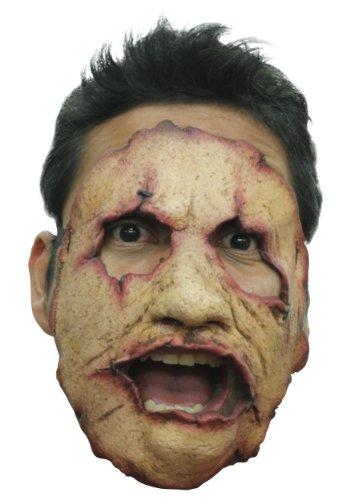 Generique - Massenmörder-Halbmaske Halloween