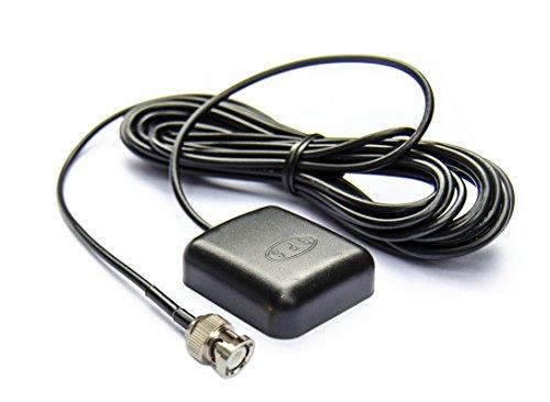 #9061P# GPS Antenne BNC Stecker 5m für GARMIN NavTalk, Pilot, StreetPilot u.a. Gpsmap 178c Sounder