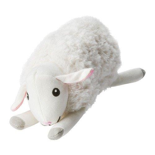 IKEA LEKA - juguete musical, ovejas