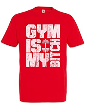 Urban Backwoods Gym Is My Bitch T-Shirt – Tamaños S – 5XL