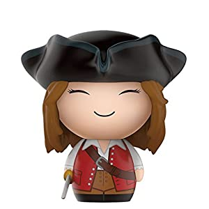 Pirates of the Caribbean Vinyl Sugar Dorbz Vinyl Figure Elizabeth Swann 8 cm Funko Mini figures