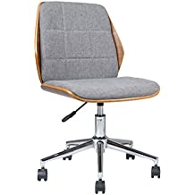 Schreibtischstuhl holz  Suchergebnis auf Amazon.de für: Bürostuhl Holz