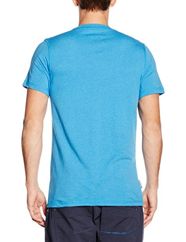 Mammut Herren T-shirt Garantie Dark Cyan Melange