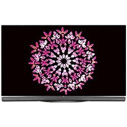 LG TV OLED 55E7V 4K Smart da 55'', Active HDR, Dolby Vision, Cornice in vetro