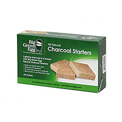 BIG GREEN EGG INSTANT FIRE STARTERS 1