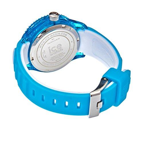 Ice-Watch – ICE aqua Scuba – Men's (Unisex) wristwatch with silicon strap – 001458 (Small)