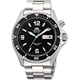 Orient, Professional Diver, Automatic Diving Watch, Deep Black