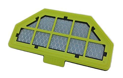Moneual 8809141316665 Filtro hepa multicapa para robot aspirador 0 W, 0 Decibeles, verde