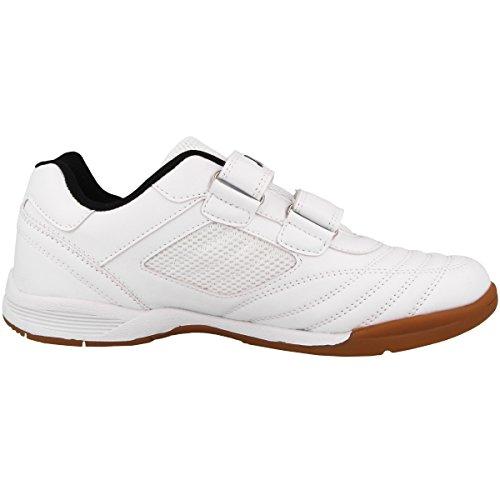 Jako Schuhe Striker Hallenschuhe Unisex white (5725-00)