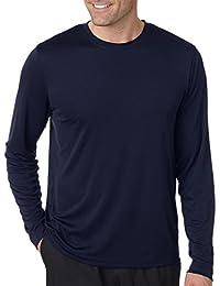 Hanes Cool Dri® Performance Men 's long-sleeve T-Shirt–Bestseller.