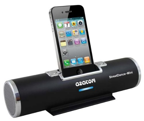 azatomr-street-dance-mini-black-and-silver-docking-station-speaker-for-ipod-and-iphone-compatible-wi