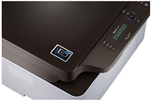 Samsung SL-M2070W/XEC SL-M2070W 3-in-1 schwarz/weiß Laser Multfunktionsgerät (WLAN, USB)