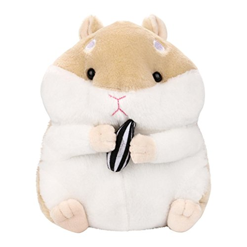 Pet Hamster Talking Plush Animal Toy Electronic Hamster Mouse BN Sell Well UL Stofftiere