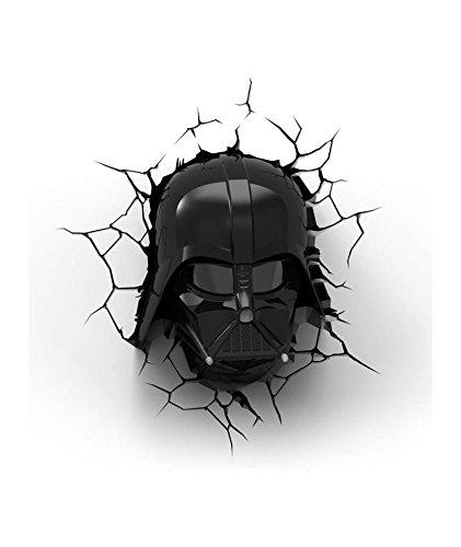 Star Wars Darth Vader 3D Wandlampe