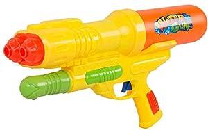 Wonder Kids Wonderkids-abc-231351-Pistola a Agua-2chorros con Bomba-40cm