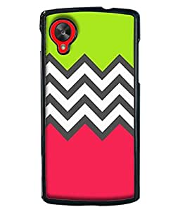 PrintVisa Designer Back Case Cover for LG Nexus 5 :: LG Google Nexus 5 :: Google Nexus 5 (Jaipur Rajasthan Tribal Azitec Mobiles Indian Traditional Wooden)
