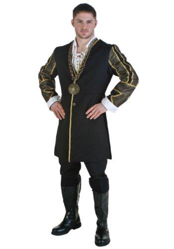 VIII Fancy Dress Costume 4X ()