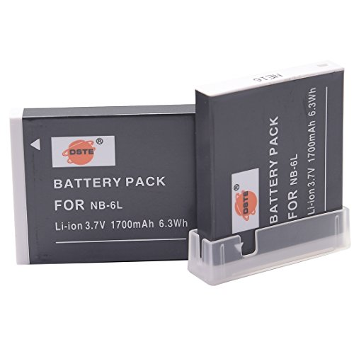 dste-2pcs-nb-6l-replacement-li-ion-battery-for-canon-nb6l-cb-2ly-and-canon-powershot-sx170-is-sx240-
