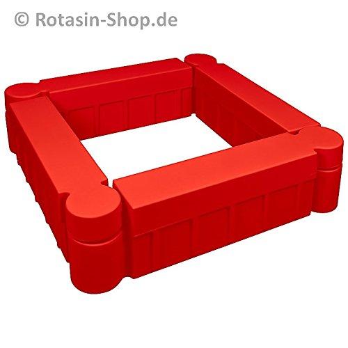 Preisvergleich Produktbild esku® Sandkasten Grundset (rot)