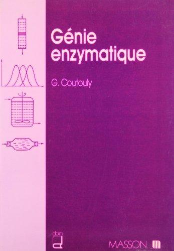 Génie enzymatique: Une introduction