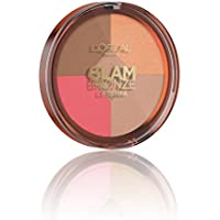 L'Oréal Paris Glam Bronze Healthy Glow Palette 4 In 1