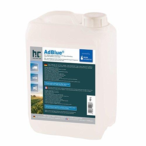 AdBlue® 10 L - Auto Harnstofflösung von Kruse  Automotive verringert Emissionen von Stickstoffoxiden um 90{dd4149ba22096fca909bf2b321fa4f3c7e1ed2e516df92c9dc2e652ac2d46125} bei SCR-Systemen - Höfer Chemie