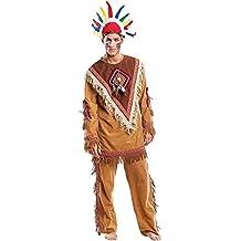 Disfraces Chiber - Disfraz de Indio Navajo Adulto (XL - Extra Grande)