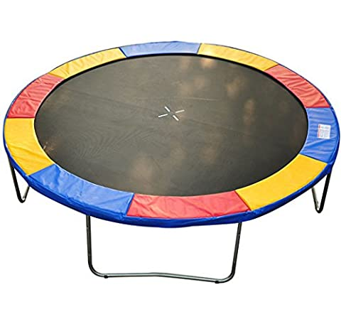 Bache Protection Trampoline - COUSSIN DE PROTECTION RESSORTS COUVRE RESSORTS TOILE