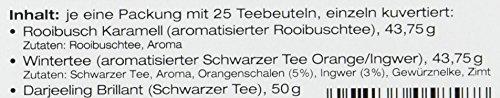 Dallmayr Teedose Weißer Elefant-Winter, (1 x 137,5 g)
