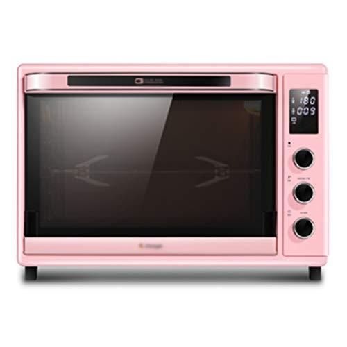 Hardy-yi forno elettrico intelligente forno forno domestico di cottura controllo elettronico della temperatura fodera smalto stereo a circolazione d'aria calda -fornetti