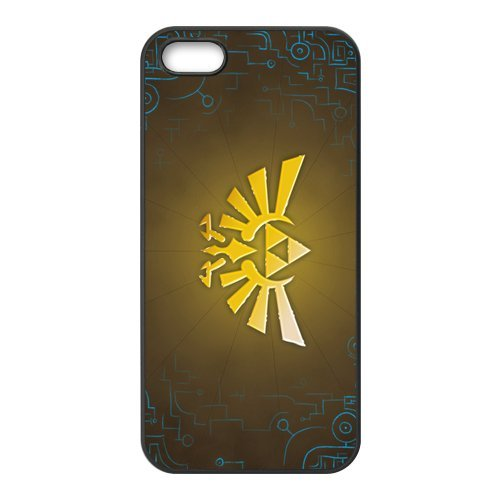 The Legend of Zelda en silicone TPU pour Apple iPhone 5S, iPhone 5S Coque de protection rigide Case Cover, iPhone 5, beau design Coque de protection pour Apple iPhone 5/5S