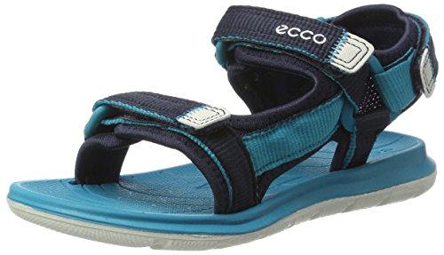 Ecco Jungen Intrinsic Lite Sandalen, Blau (50228MARINE/Capri Breeze), 31 EU