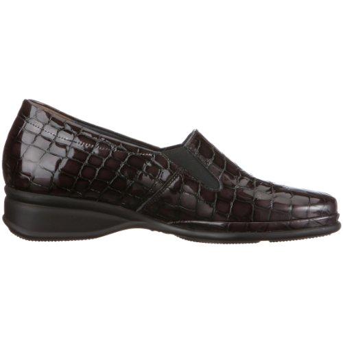 Semler Ria, Chaussures basses femme Noir/anthracite