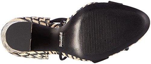 Schutz S2-01480079, Scarpe con Cinturino Donna nero (nero)