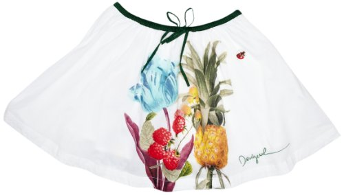 Desigual – Falda regular fit para niña