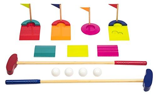 Professor Puzzle Flag Mini Golf Garden Game