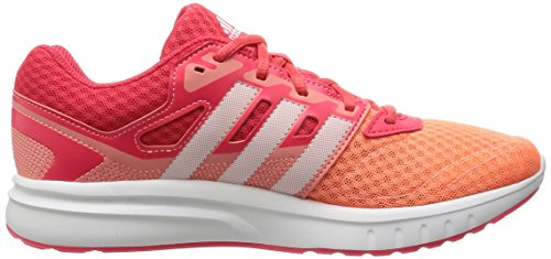 adidas Galaxy 2, Chaussures de Course Femme, Mehrfarbig - Orange