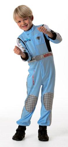Rubie's Disney Kinder Kostüm Cars 2 Mc Missle Größe 3 bis 4 ()