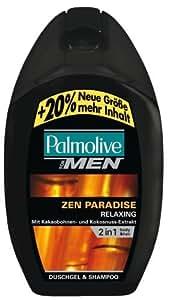 Palmolive Duschgel For Men Zen Paradise 300 ml, 3er Pack (3 x 300 ml)