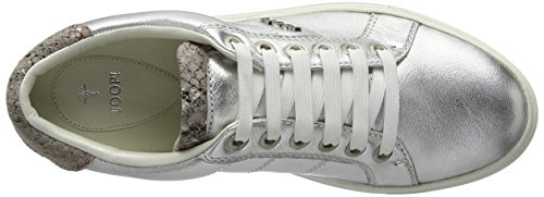 Joop! Elaia Coralie Sneaker Lfu2, Sneakers basses femme Argenté