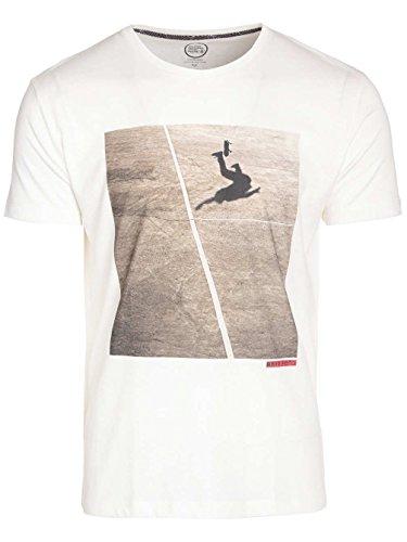 Volcom Herren T-Shirt Weiß