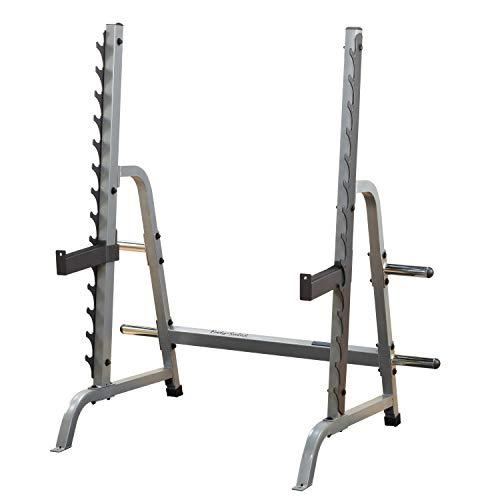 BODY-SOLID GPR-370 Multi-Press-Rack Kniebeugenständer Squat-Rack