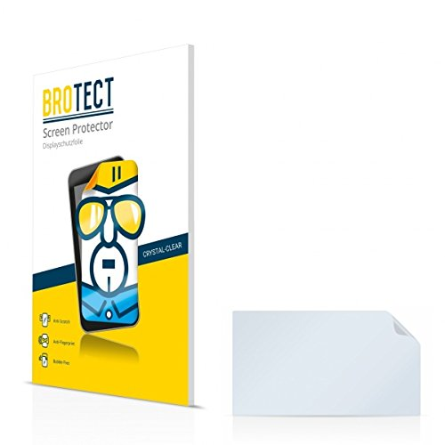 BROTECT HD Clear Bildschirmschutz Schutzfolie für HP ZBook Studio G4 (kristallklar, extrem Kratzfest, schmutzabweisend)