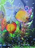 Discus world 2nd edition fish book.