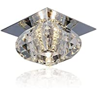 Crystal lámpara de techo Comedor lámpara de cristal de lujo