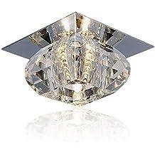 Crystal lámpara de techo Comedor lámpara de cristal ...