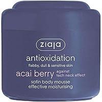 Ziaja Acai Berry Satin Body Mousse hidratante 200 ml