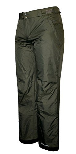 Columbia Men's Arctic Trip Omni-Tech Ski Snowboard Pants GREEN (S)