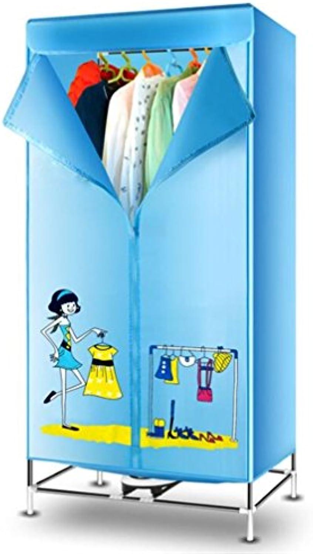 STEAM PANDA Startseite Trocknen Schnell Air Dry Hot Kleiderschrank Kleiderschrank 900W Portable PTC Heizung Timer